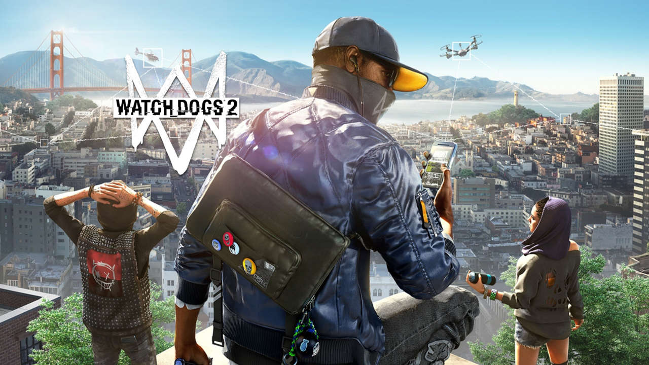 Watch Dogs 2 (Incl. All DLC) Free Download