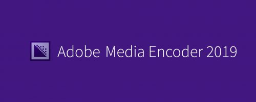 Media Encoder CC 2019 Free Download