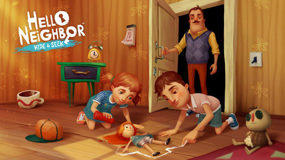 Hello Neighbor: Hide and Seek Free Download