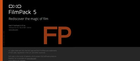 DxO FilmPack 5.5.19 Build 587 Elite Free Download