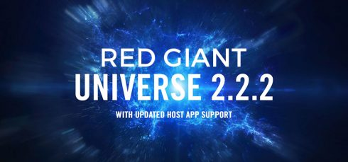Red Giant Universe 3.2.1 (MAC) Free Download