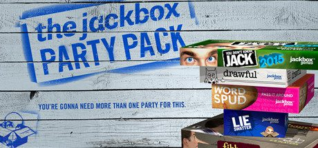 The Jackbox Party Pack Free Download