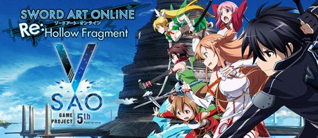 Sword Art Online Re: Hollow Fragment Free Download