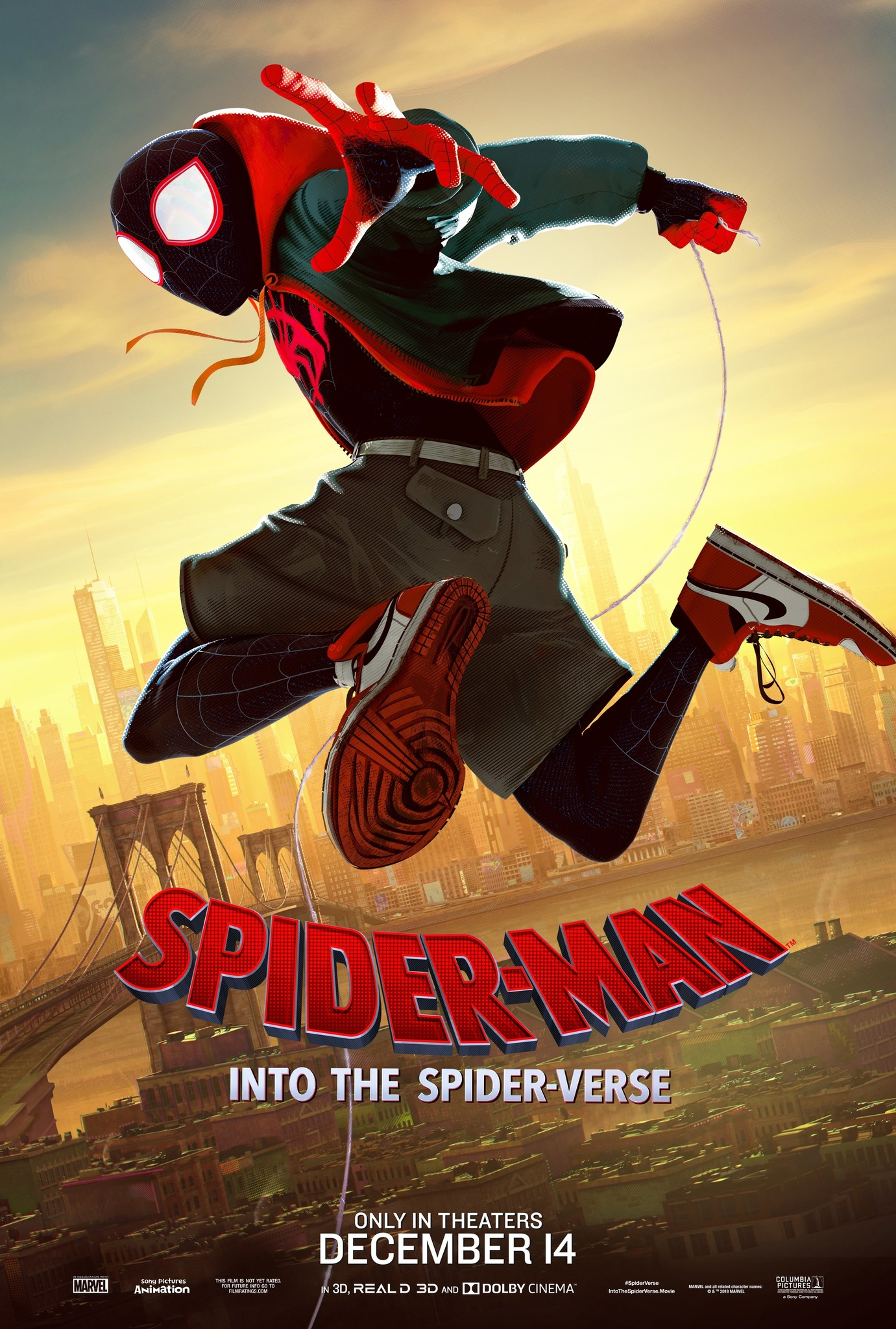 Spider-Man: Into the Spider-Verse (2018)
