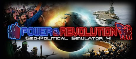 Power & Revolution Geo-Political Simulator 4 Free Download