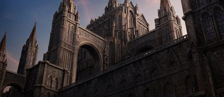 Kitbash3D - Gothic Free Download