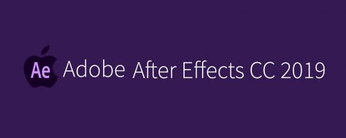 MAC After Effects CC 2019 v1.6.1.4 Free Download