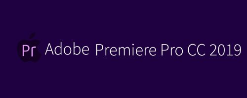 MAC Premiere Pro CC 2019 v13.1 Free Download