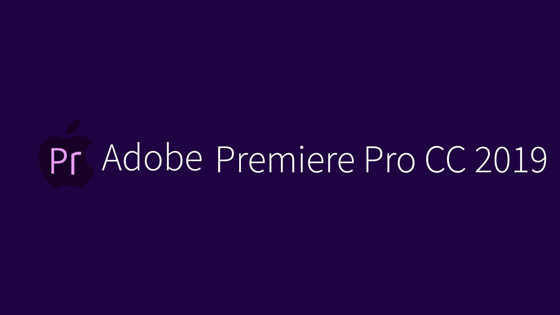 Download Premiere Pro Free For Mac