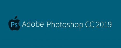 MAC Photoshop CC 2019 Free Download