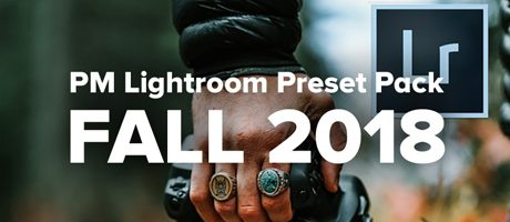 PM Lightroom Preset Pack FALL 2018 Free Download