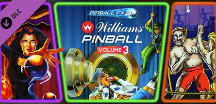 Pinball FX3 - Williams Pinball: Volume 3  Free Download