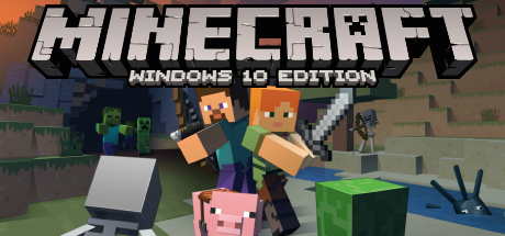 Minecraft Windows 10 Edition (v.1.14.105.0) Free Download
