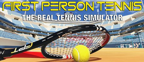 First Person Tennis - The Real Tennis Simulator Free Download