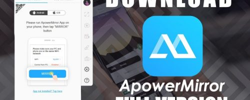 ApowerMirror v1.3.2 Free Download