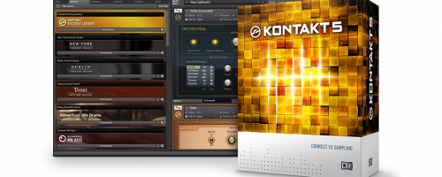 Kontakt 5 v5.5.0 Free Download