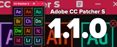 Adobe CC Patcher S 1.1.0
