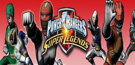 Power Rangers: Super Legends Free Download