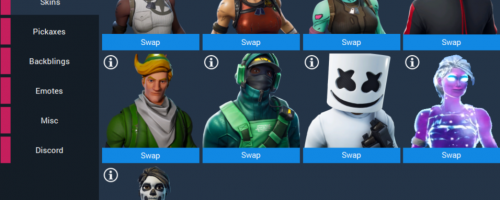Fortnite Skin Changer (Spytrix Skin Swapper) Free Download