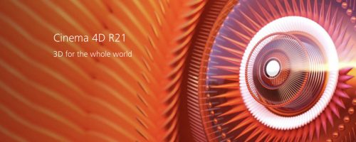 Maxon Cinema 4D Studio R21.022 Free Download