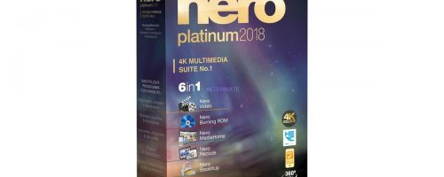 Nero 2018 Platinum 19.0.07300 Free Download