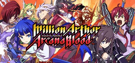 Million Arthur: Arcana Blood Free Download