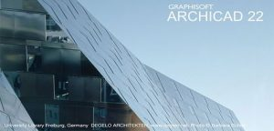 GRAPHISOFT ARCHICAD 22 Build 3006 Free Download