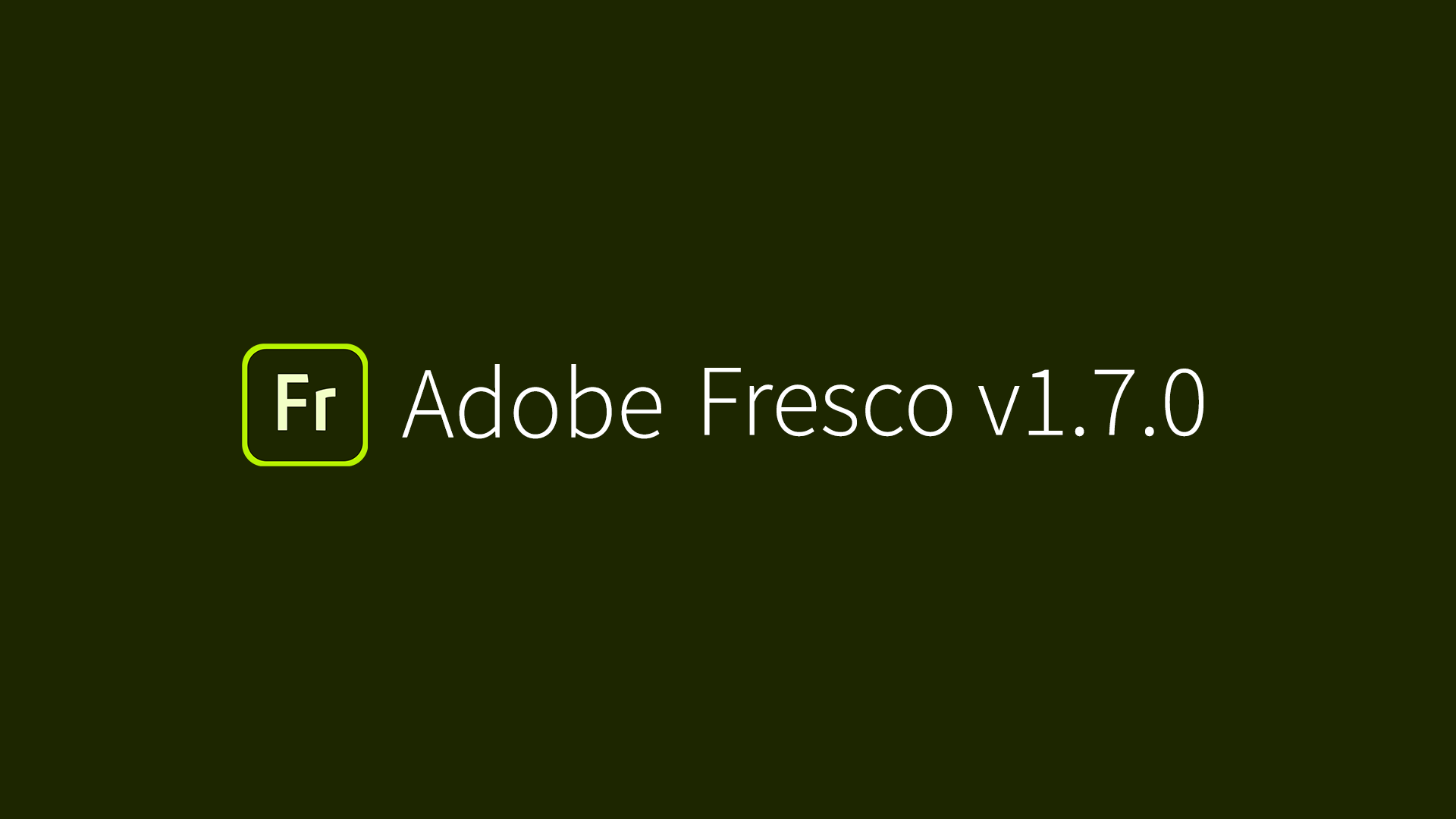 Adobe Fresco Free Download v1.7.0