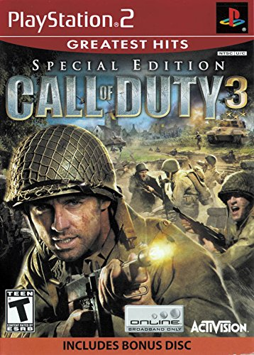 Call of Duty 3 - Special Edition Free Download (PS2)
