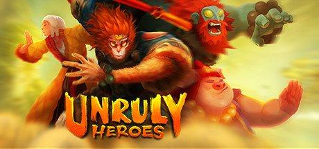 Unruly Heroes Free Download (Incl. Multiplayer) Build 25062020