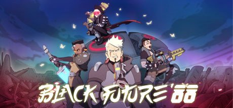Black Future '88 Free Download (Incl. Multiplayer) Build 26102020