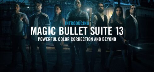 Red Giant Magic Bullet Suite Free Download